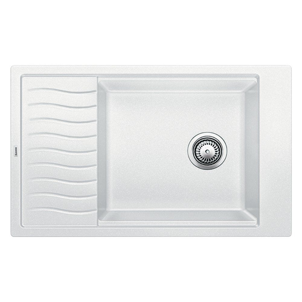 Blanco Precision Single Basin Drop In Undermount Kitchen Sink