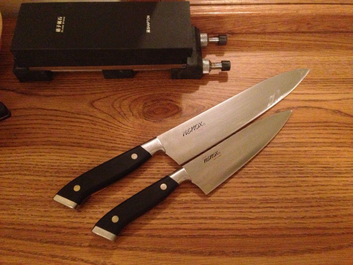my nenox my favorite knives ever chefs knives pinterest knives