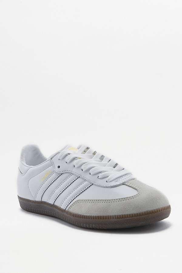 Adidas Adidas Originals Baskets Samba - Blanc SOlIc