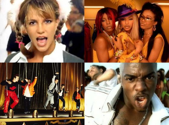 Popular Pop Songs Of The 2000s