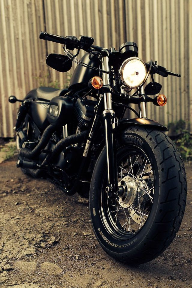 22 Exceptional Harley Davidson Motorbike Forty Eight – vintagetopia