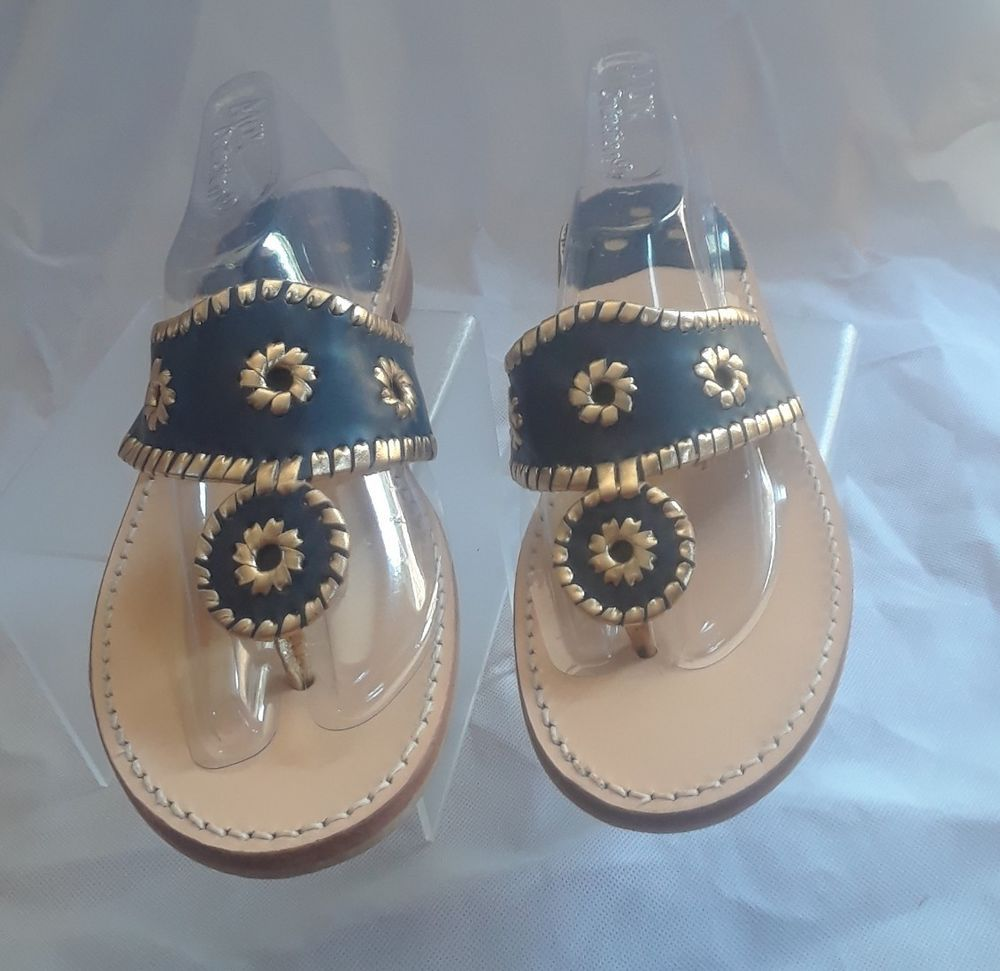512aca91aece Jack Roger s 1960 Women s Classic Flat Sandal Size 9  fashion  clothing   shoes  accessories  womensshoes  sandals (ebay link)