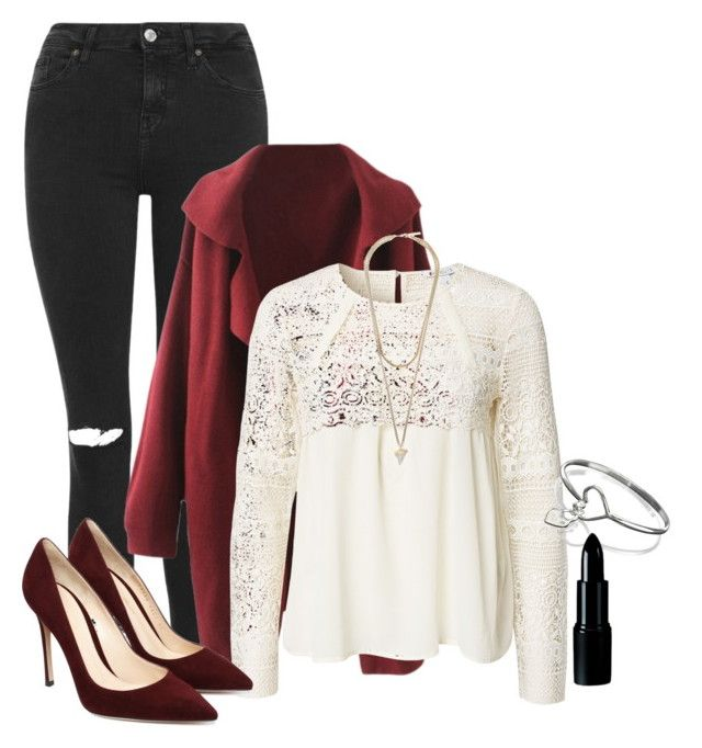 """""""Untitled #542"""" by rasantos ❤ liked on Polyvore featuring Topshop and Givenchy"""