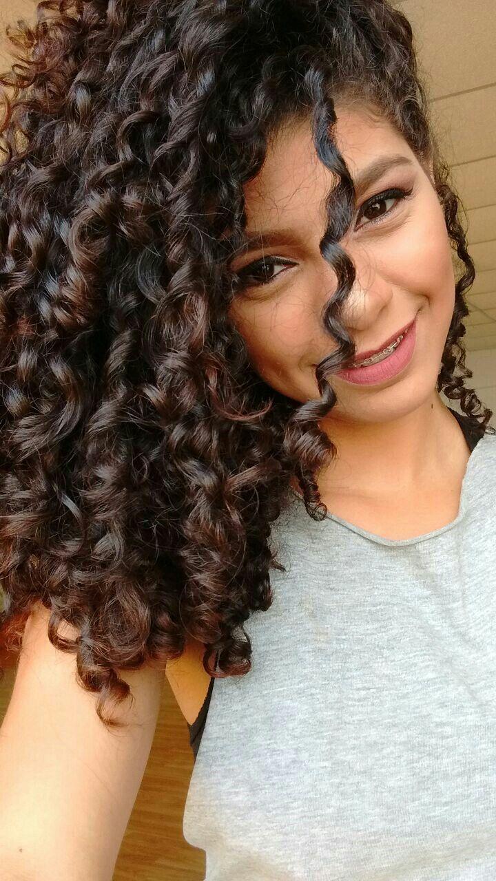 Cachos naturais #Me #CurlyHair
