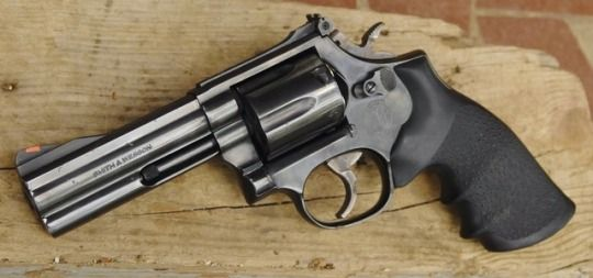Smith & Wesson 586 - .357 Magnum | Favorites | Pinterest