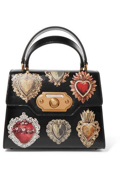 Welcome small tote - Black Dolce & Gabbana a2C9e74oc