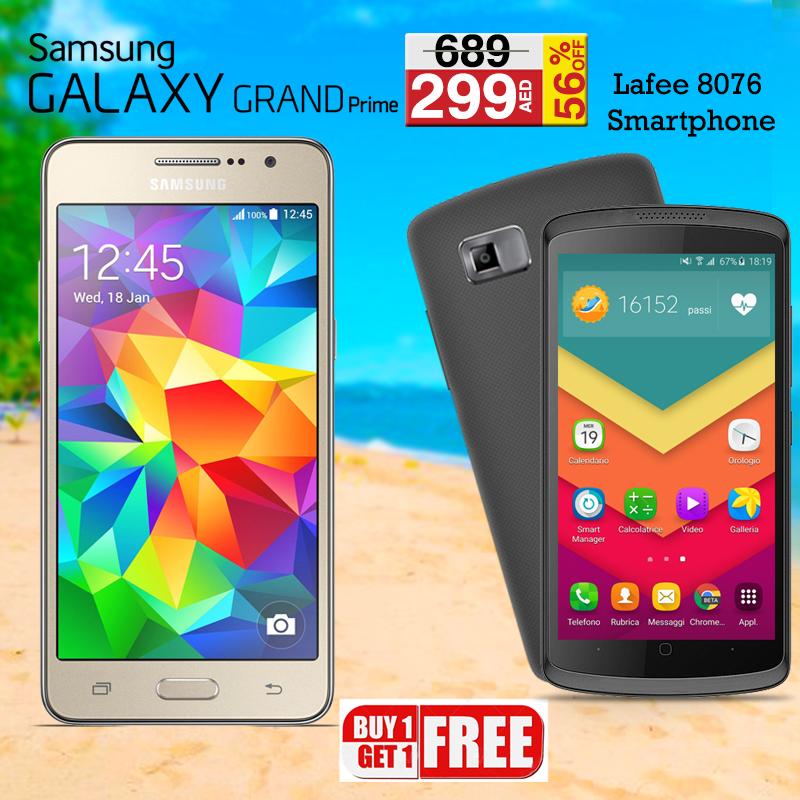 Calendario Samsung.2 In 1 Bundle Offer Samsung Galaxy Grand Prime Smartphone Lafee