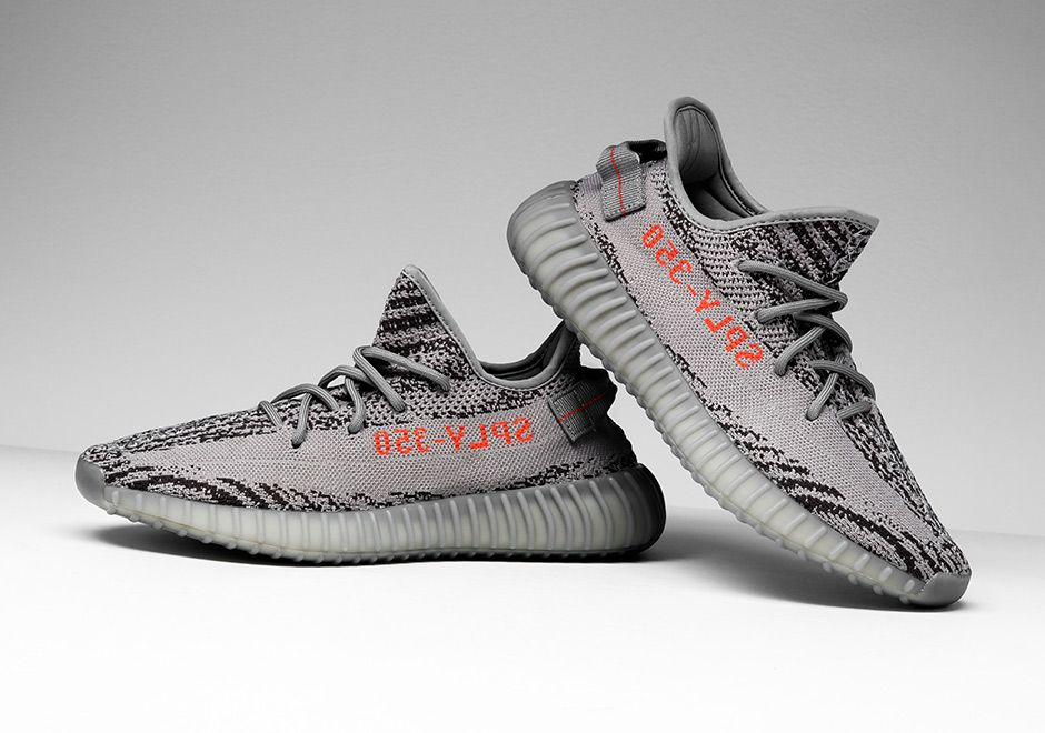 reputable site 09e8f 281ca Yeezy Boost 350 v2 Beluga 2.0 Grey Orange Complete Release Info    sneakerNews.com
