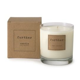 Bio Candle By Further Products Velas De Soja Velas Caseras Decoracion Con Velas