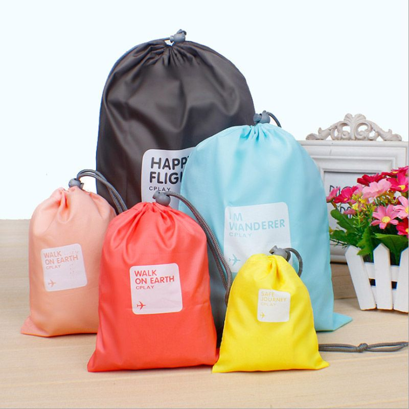 Candy Colors Storage Canvas Bags Laundry Bag Pouch,Baby Kids Toys Storage Bag Cute Wall Pocket