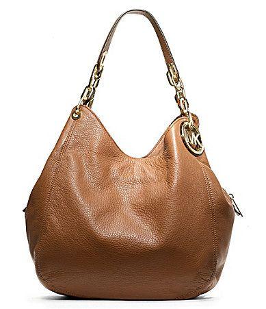 4bea8d3bd28a58 MICHAEL Michael Kors Large Fulton Shoulder Tote Bag #Dillards black $398.00