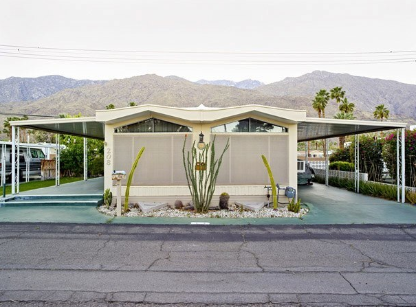 Small Dreams Trailer Parks In Palm Springs A Typology Mobile And Manufactured Home Living Trailer Park Palm Springs Houses Palm Springs