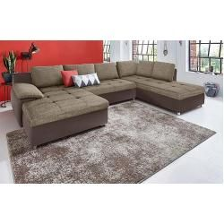 Photo of Raumid living area Xxl Labene optionally with bed function and bed box Sit & More