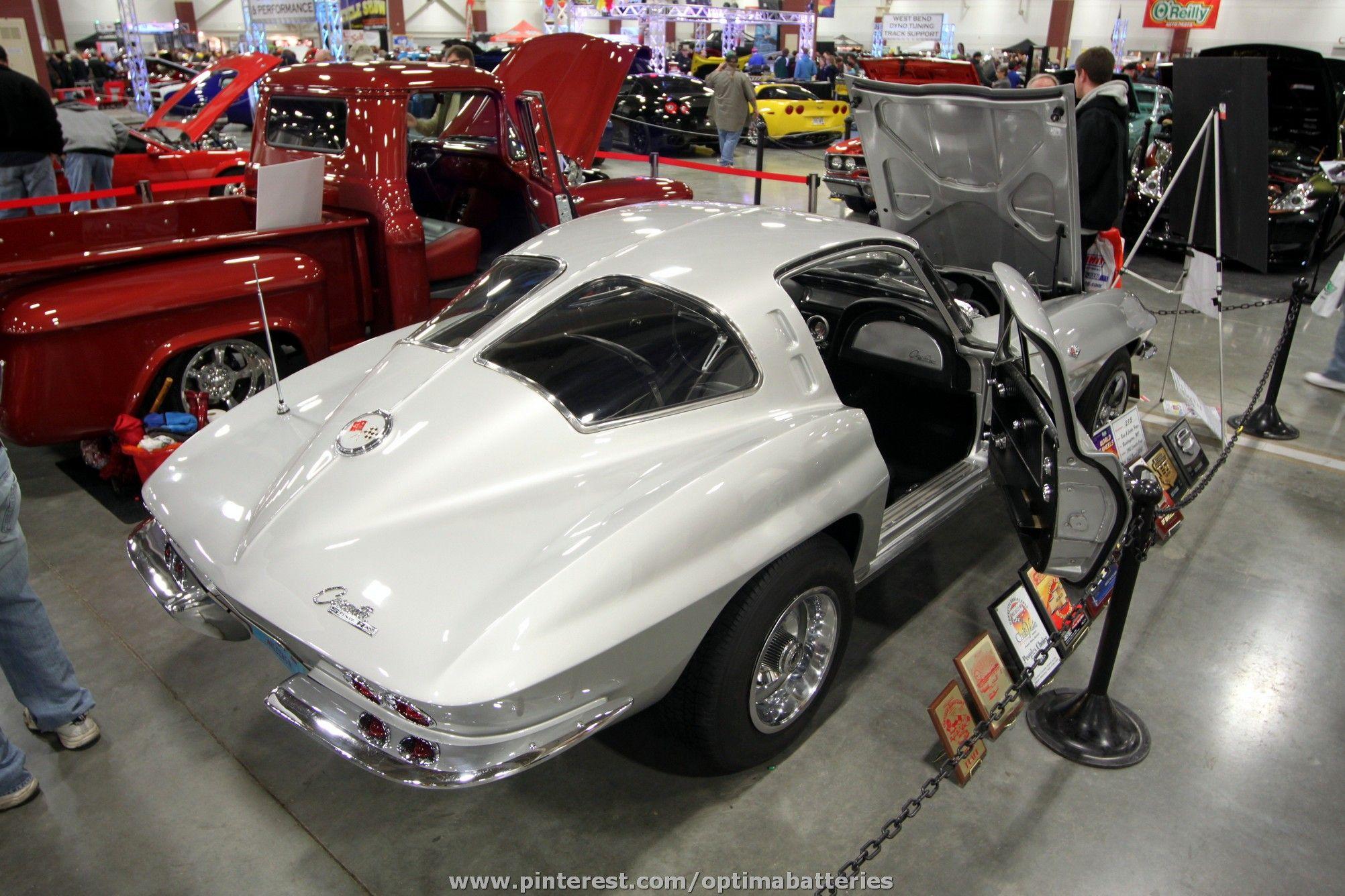 1963 Split Window Corvette Chevrolet Corvette Corvette Stingray