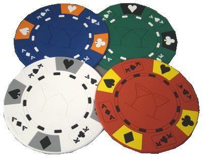 Poker ØL Brikker