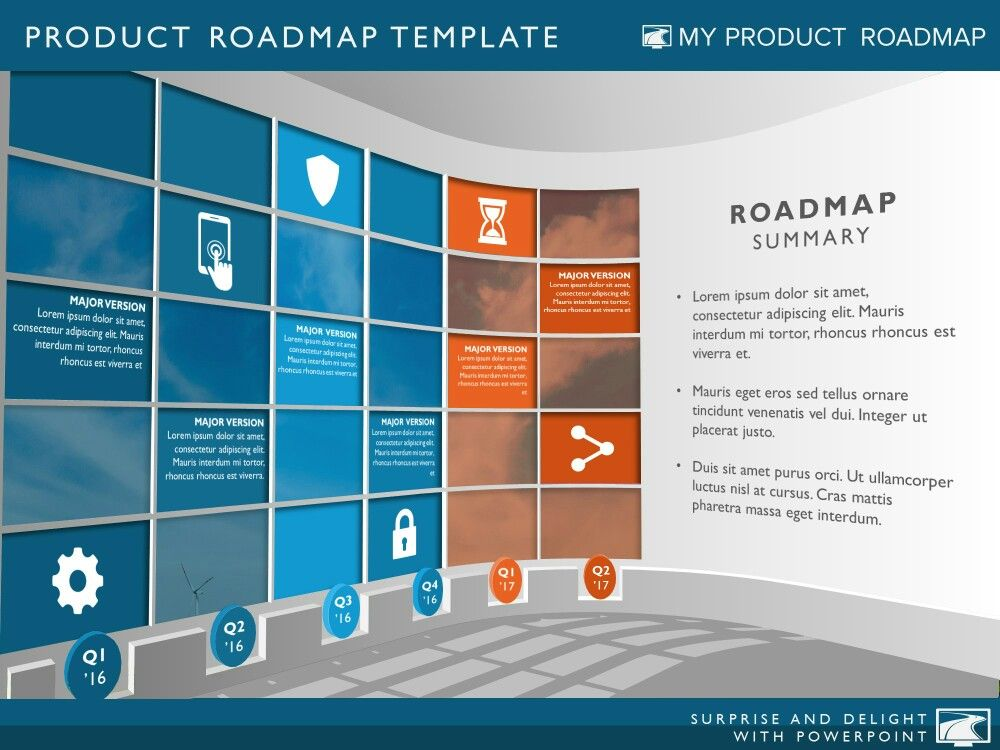 Six Phase Business Strategy Timeline Roadmap Template   Roadmaps ...