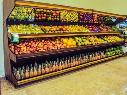 Image Result For Expositor Frutas Fruit Display Vegetable Shop Fruit Pizza Designs