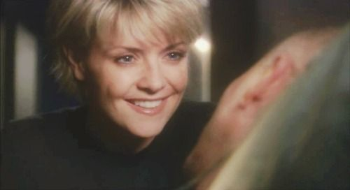Samantha Carter, Stargate SG1, Amanda Tapping