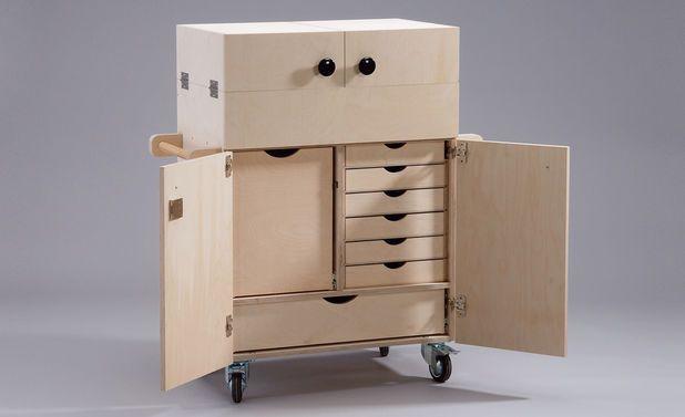 werkstattwagen tool cart pinterest werkstatt werkzeugkiste und planer. Black Bedroom Furniture Sets. Home Design Ideas