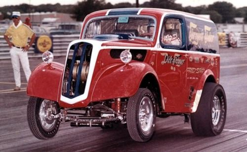 Ford Thames Panel Truck Gasser (With images) | Panel truck, Drag ...