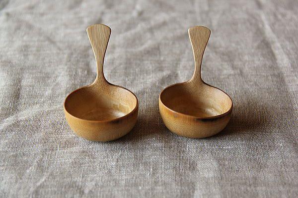下元一歩 コーヒーメジャー Craft Jikonka 竹 木製スプーン スプーン