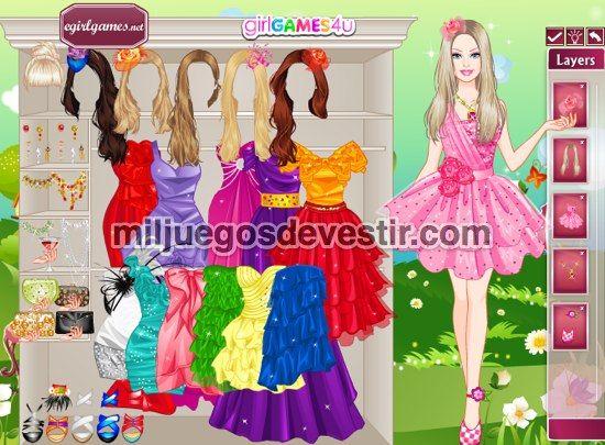 Juegos De Vestir Chicas De 15 Años Con Hermosos Vestidos Juegos De Vestir Chicas Vestidos Para Chicas Muñecas De 15 Años