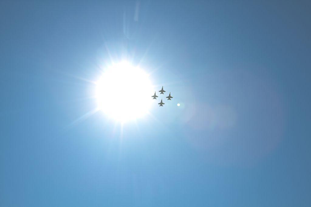 Puolustusvoimat - Lippujuhla2012