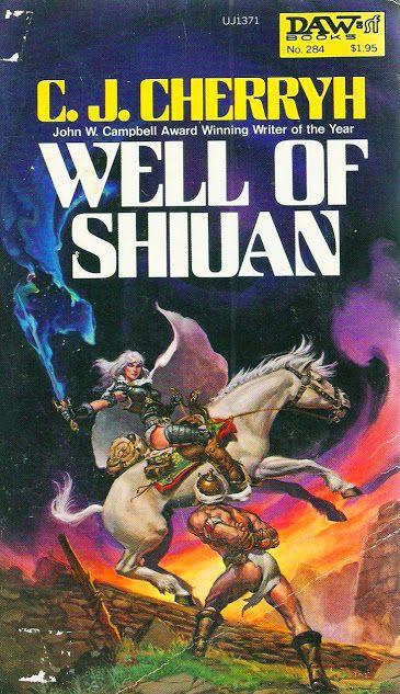 C. J. Cherryh - well of shiuan