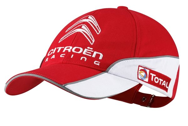 7b4ad5e9b26 Citroen World Rally Team cap available on www.wardmotorsportmerchandise.ie