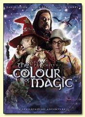The Colour Of Magic Dvd The Colour Of Magic Color Magic Terry Pratchett