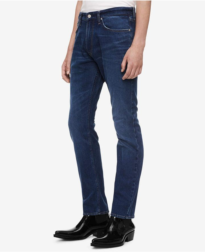 78226a33 Men's Athletic Tapered Jeans | Products | Tapered jeans, Tapered ...