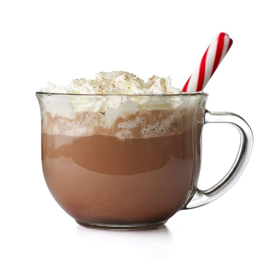 Holiday Recipes Drinks, Peppermint