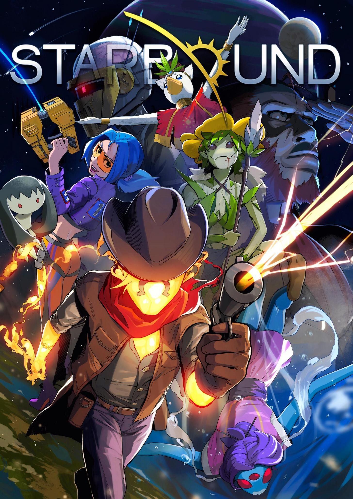 My Starbound Fan Art Art, Anime art, Game art