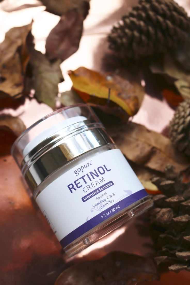 Transition your skincare routine for fall! GoPure Skin