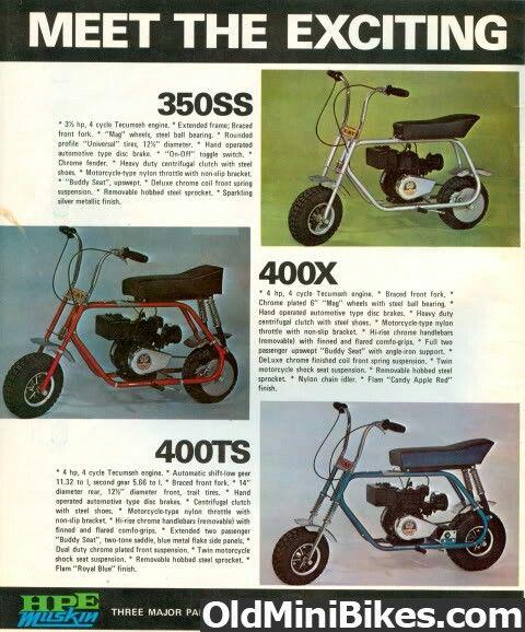 CAT Minibikes | Hooked on Minibikes | Mini bike, Bike, Go kart
