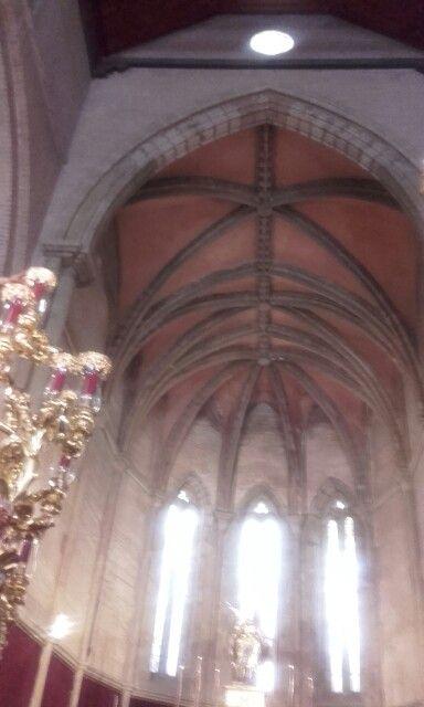 Iglesia  de Santa  Marina. Sevilla.