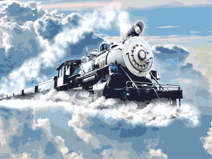 All Aboard the Glory Train