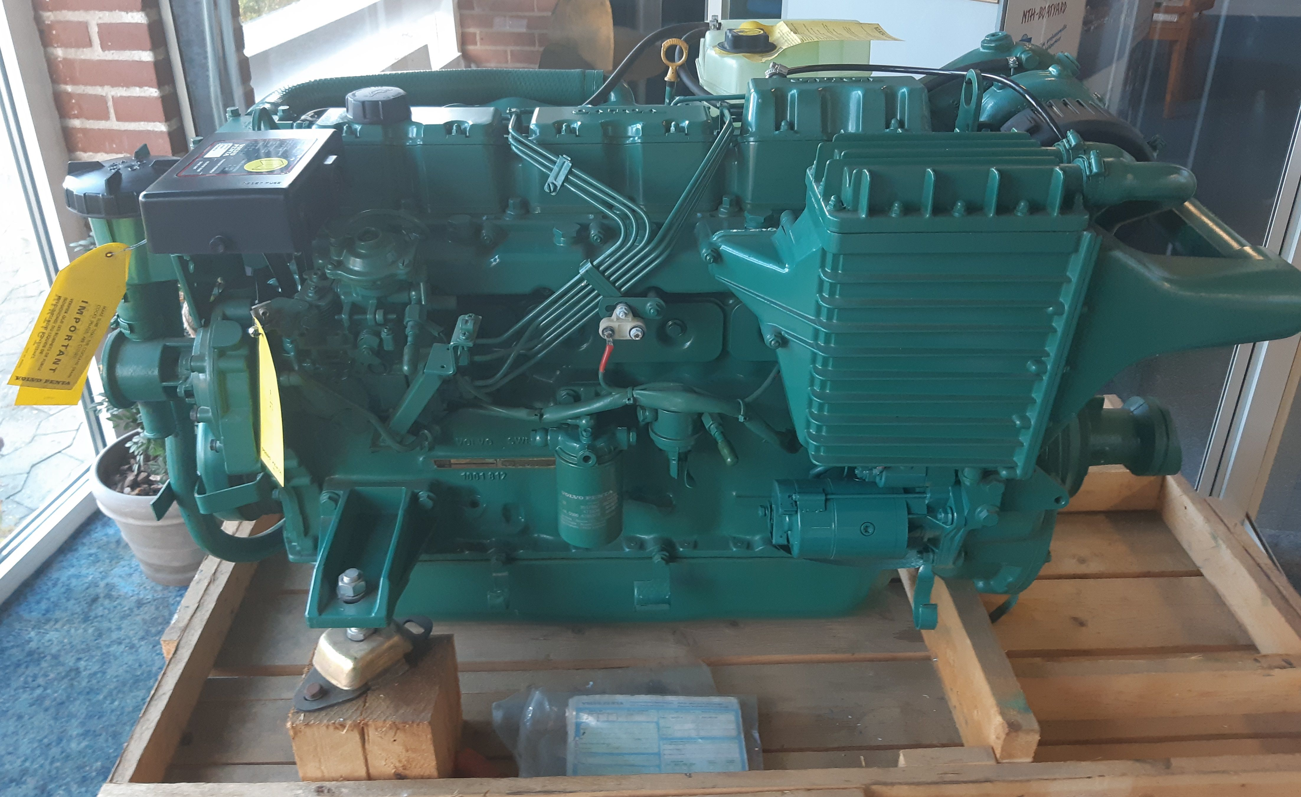 Volvo Penta Ad41p A Engines For Sale Volvo Building