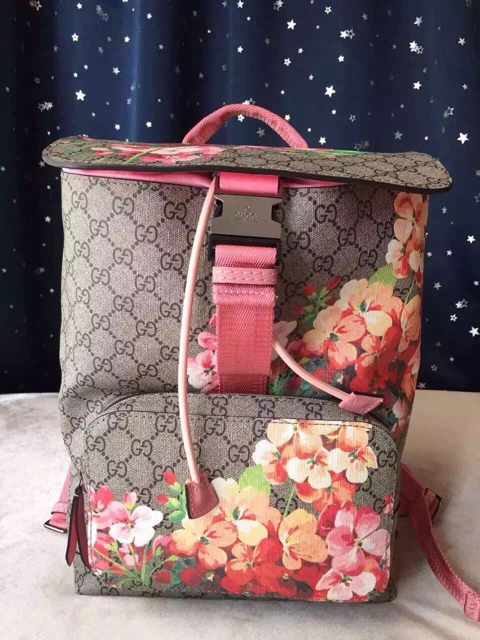 6c2f6552df21 Gucci Blooms Backpack 100% Authentic 80% Off | Real Gucci Tote Bags ...