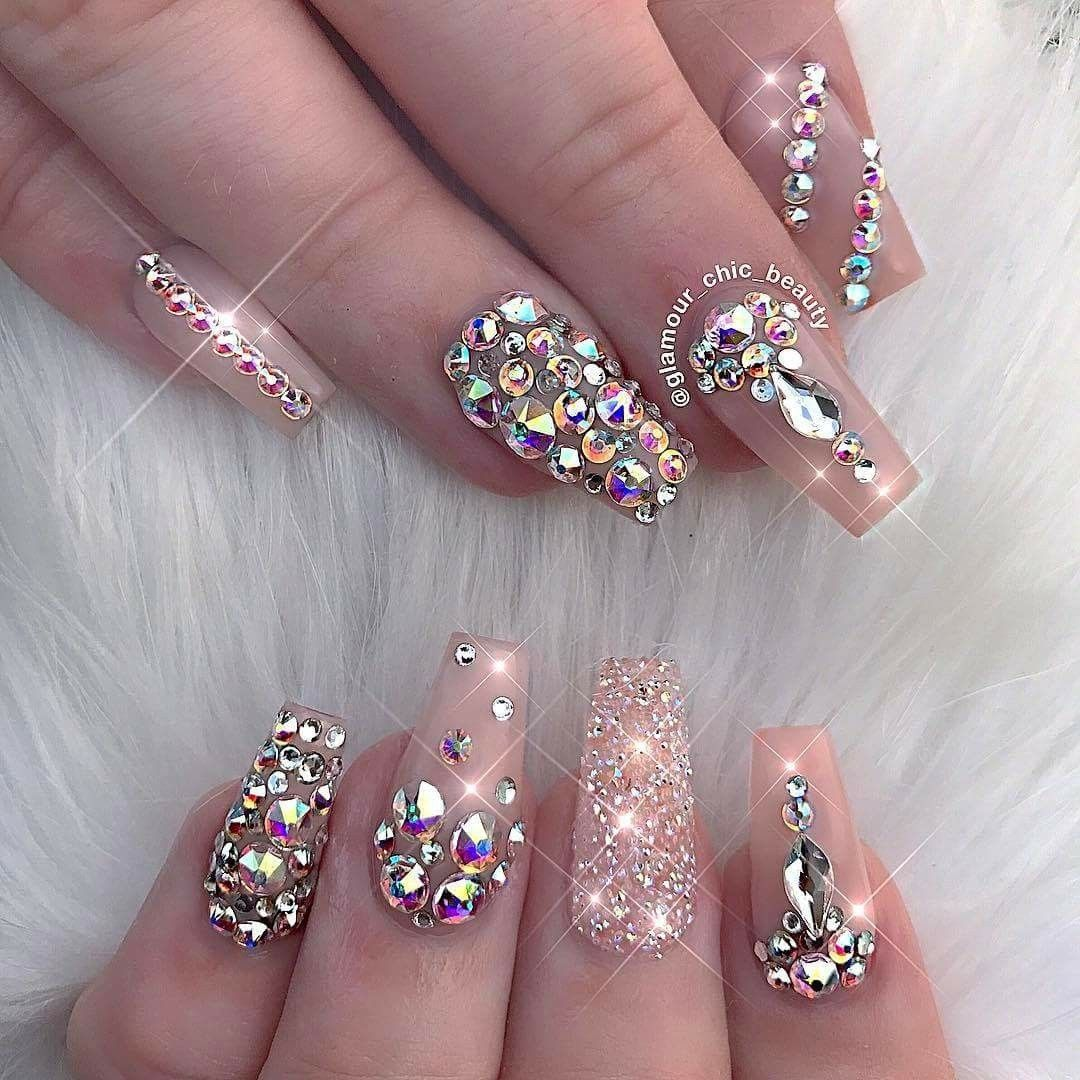 Pin von AK & Diamond @ Just Bloggers: No Explanation auf Nail Art ...