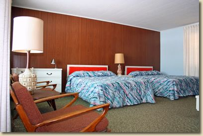 Birch Lodge Motel - Trout Lake, MI
