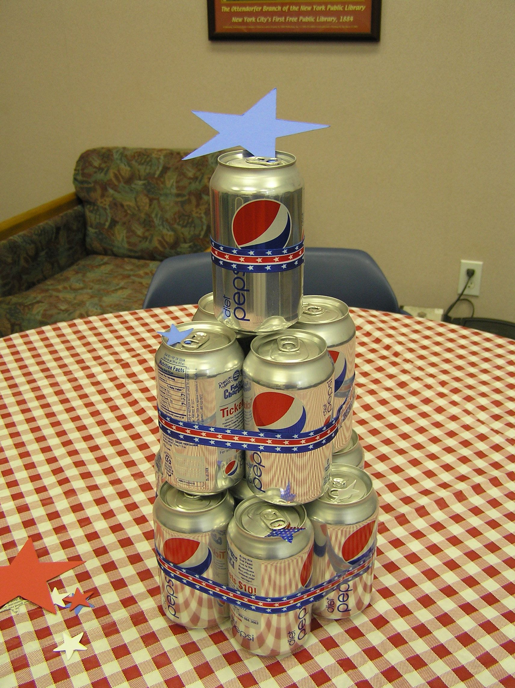 Beer can crafts ideas