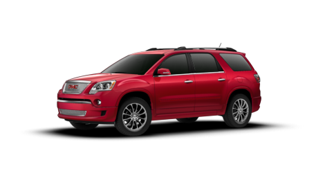 or maybe this bad ass  gmc acadia denali    Dream Wish List     Build and price a 2018 GMC Acadia Denali mid size luxury SUV today by  adding your favorite features  colors  and packages