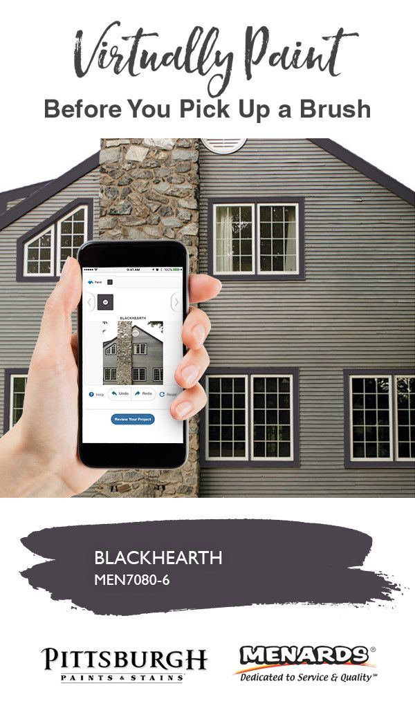Digitally Paint Your Own House Exterior With Your Favorite Colors In Just A Few C Paint Color Visualizer Exterior Paint Colors For House Paint Colors For Home