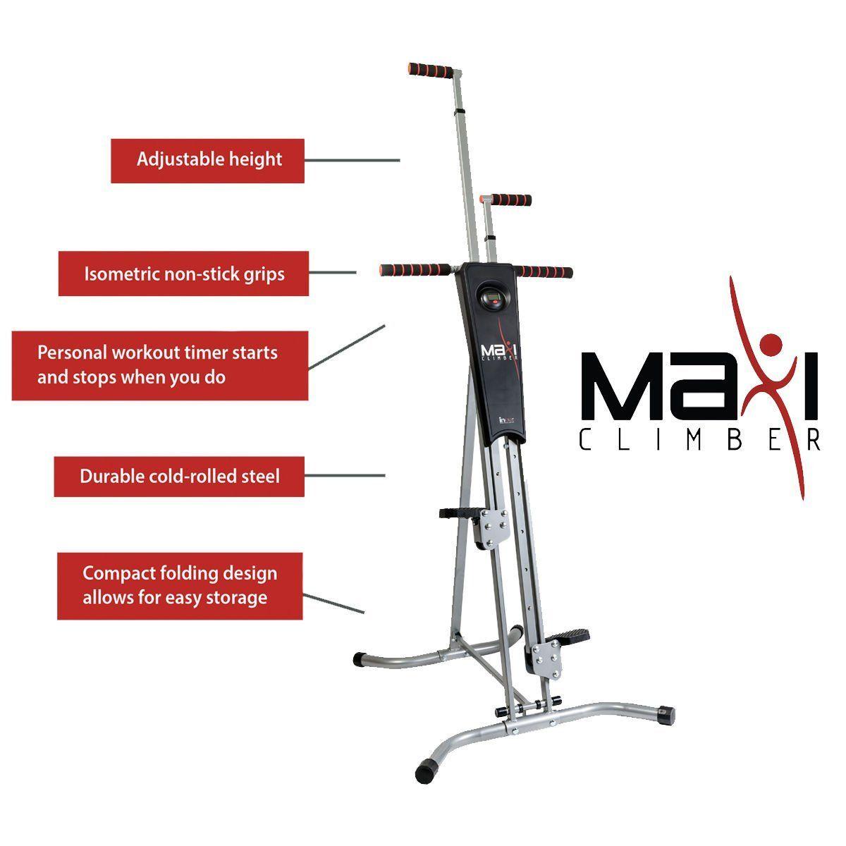 Maxi climber vertical climber maxi climber workout