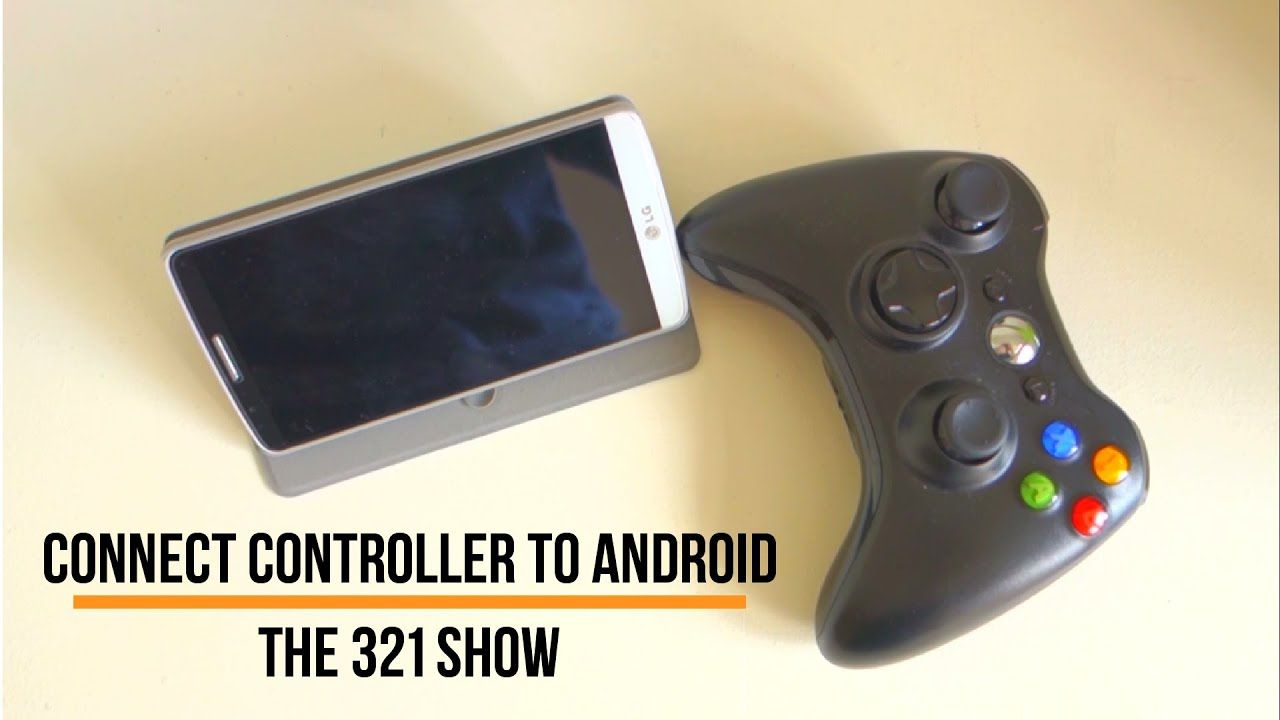 Connect Xbox 360 Controller To Android Phone Tablet Wired