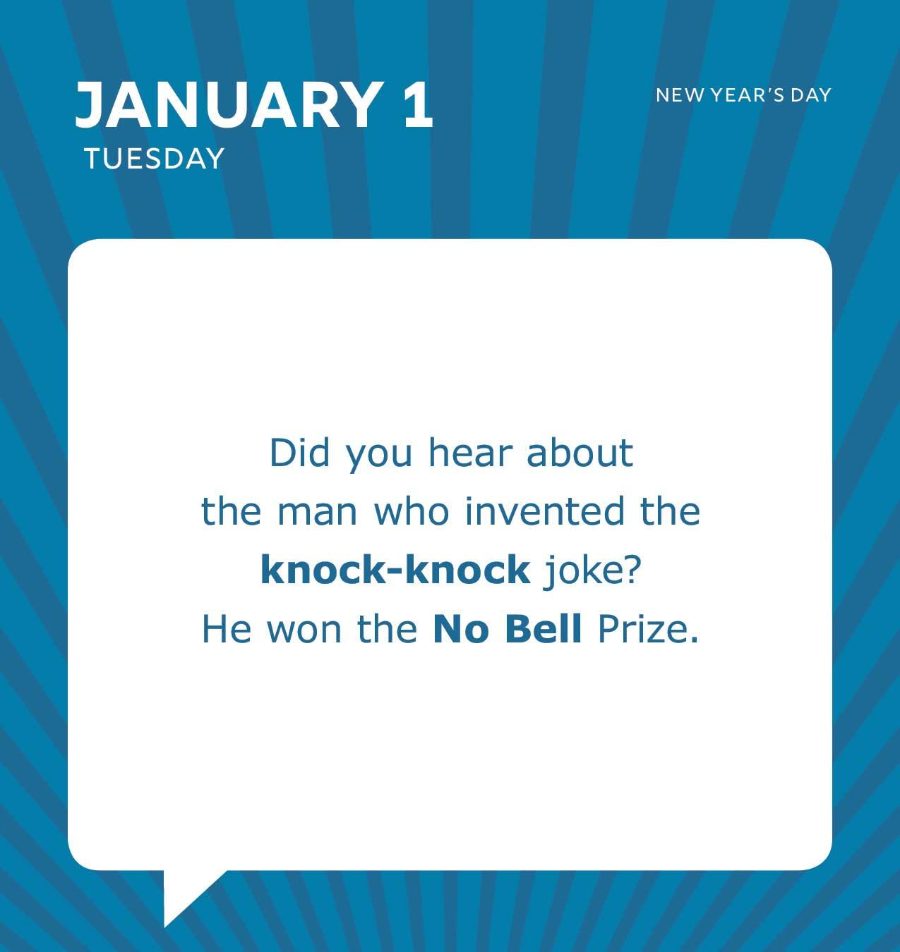 2019 Dad Jokes Boxed Calendar 365 Days Of Punbelievable Jokes