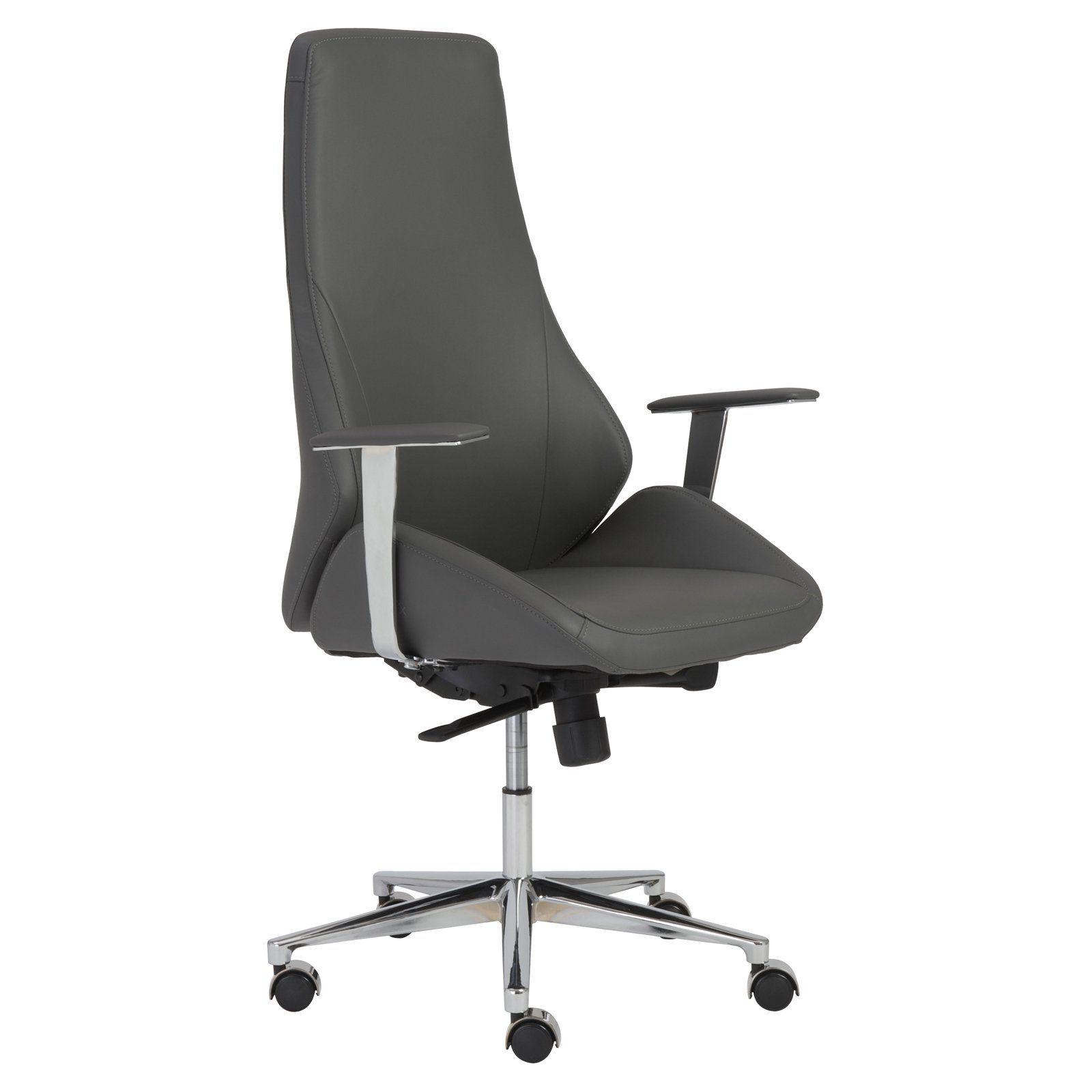 Euro style bergen high back office chair best office
