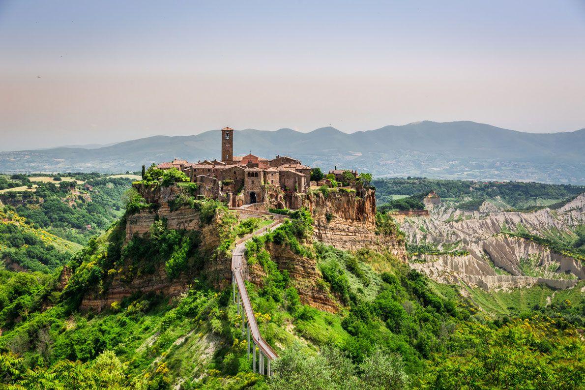 Civita Di Bagnoregio Italy Bagnoregio Best Hidden Gems In Europe