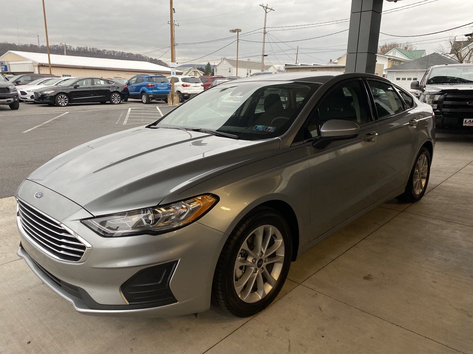 2020 ford Fusion Energi Performance in 2020 (With images